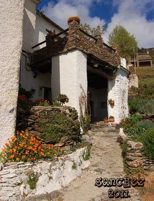 La Alpujarra Granadina.