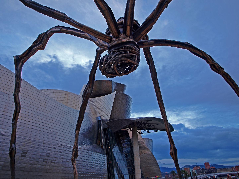 La Araña del Guggenheim (Bilbao)