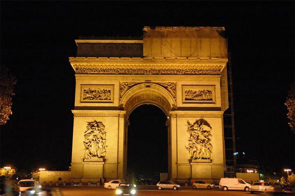 La Arc de Triomphe