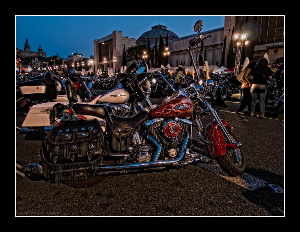 La auténtica Harley lejendaria