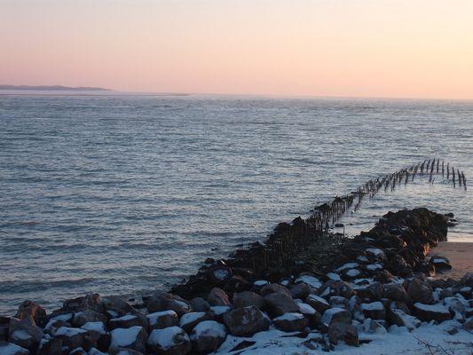 la Baie d' Authie