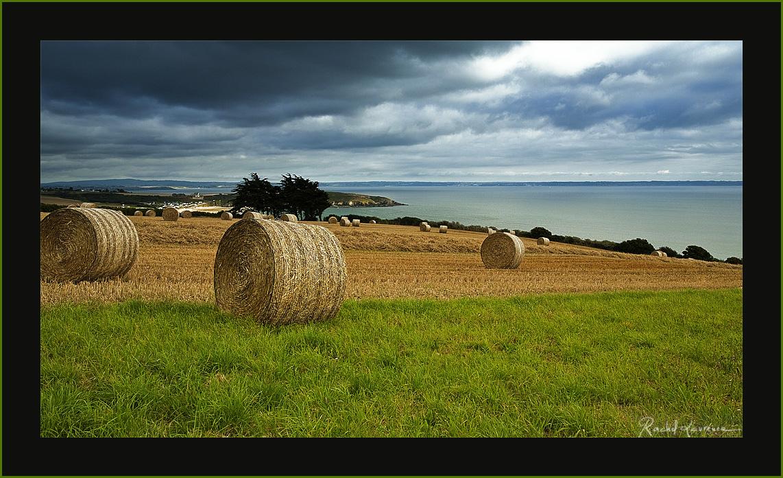 La baie de Douardenez Finistère