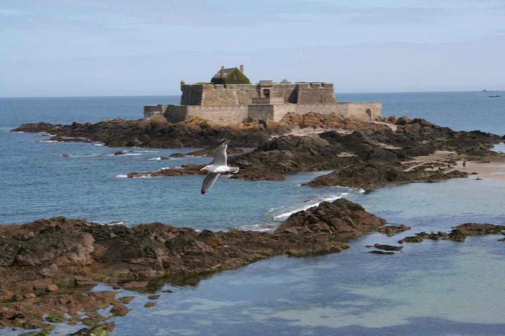 La Baie de St Malo
