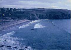 La baie des Trépassés