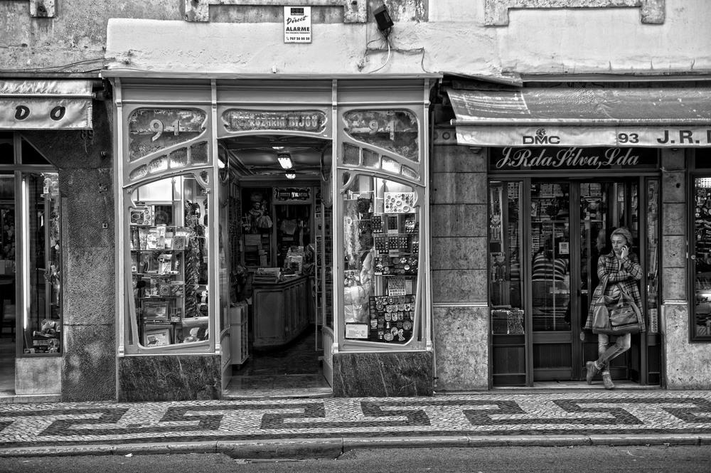 La Baixa-Lisboa
