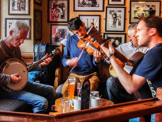 la ballade irlandaise