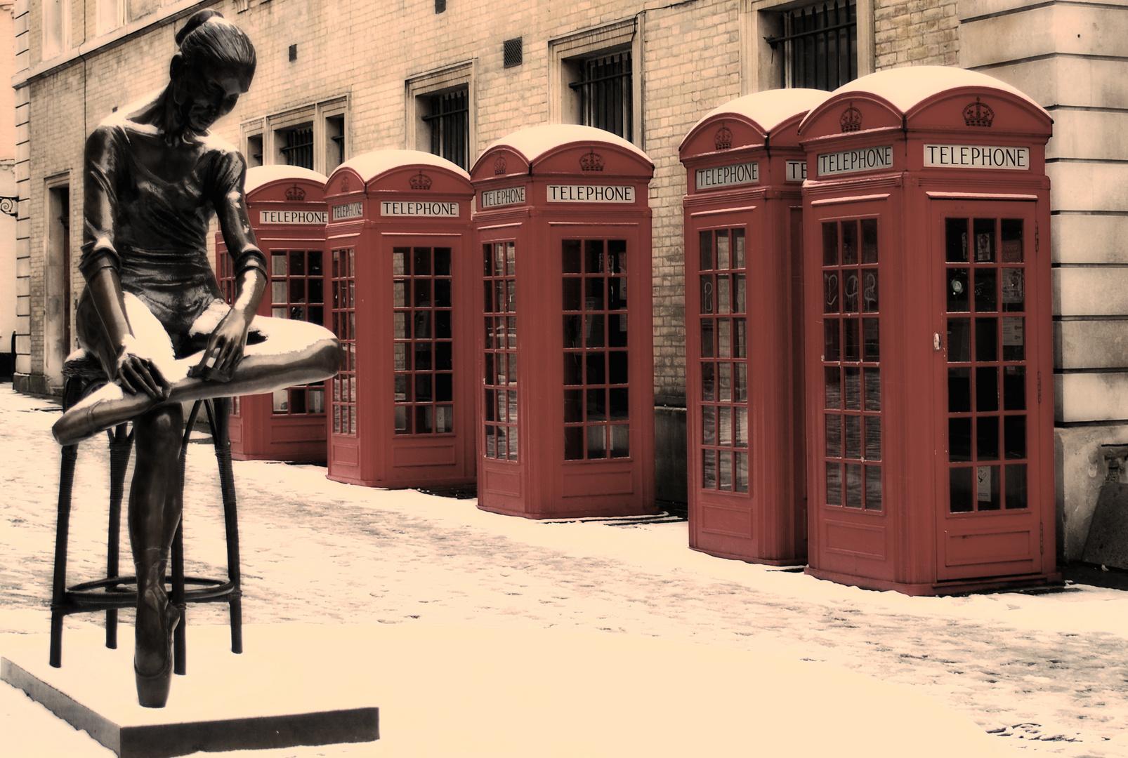 La Ballerina de Covent Garden