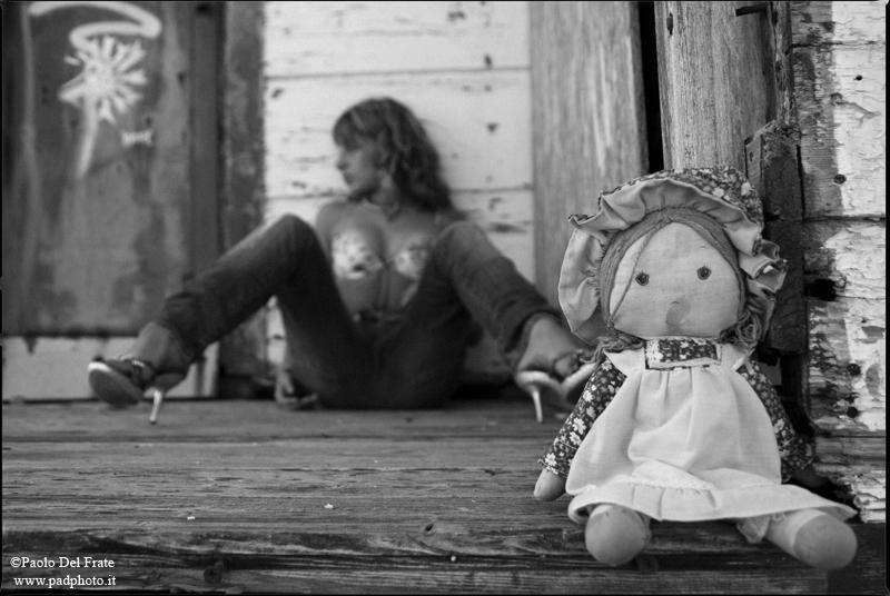La bambola di Silvia