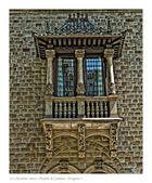 La Barcelona clásica ( Rambla de Catalunya Diagonal )