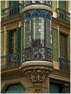 La Barcelona romántica ( Travessera de Gràcia Barcelona )
