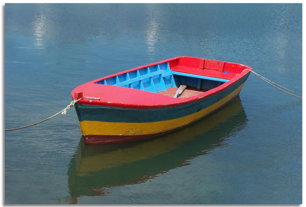 La barque à saint Cado