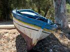 la barque abandonnée