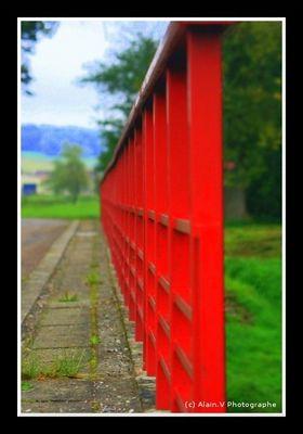 La barriere rouge