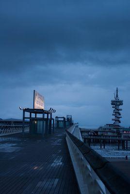 La Base cosmique de Scheveningen