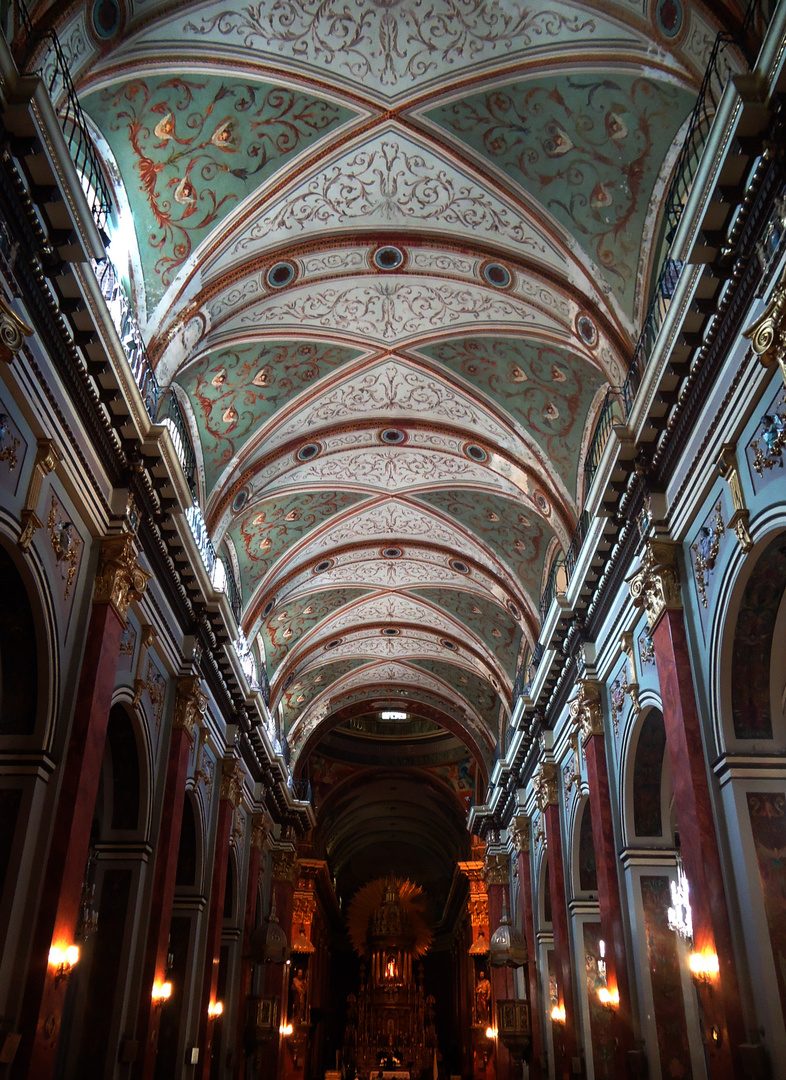 La Basilica - Ciudad de Salta - Argentina