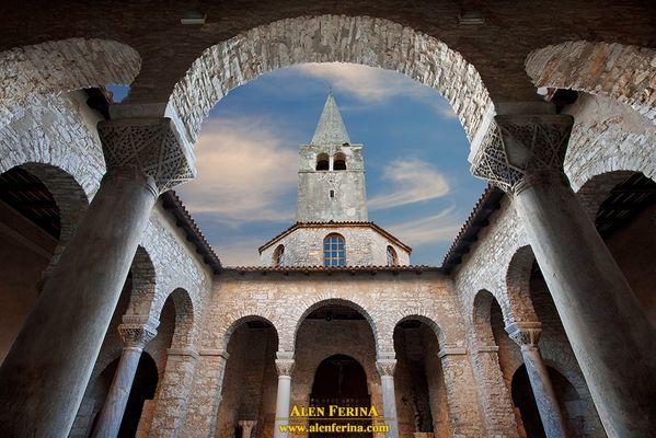 La Basilica Eufrasiana di Parenzo