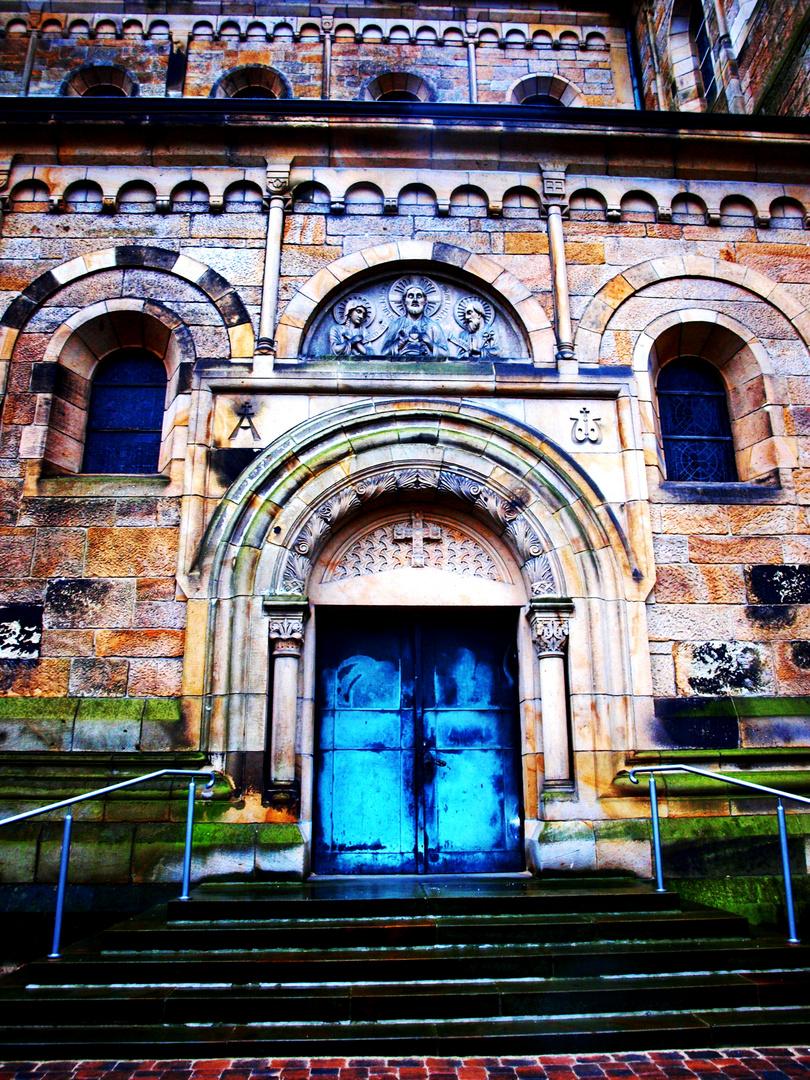 - la basílica mística no IV -