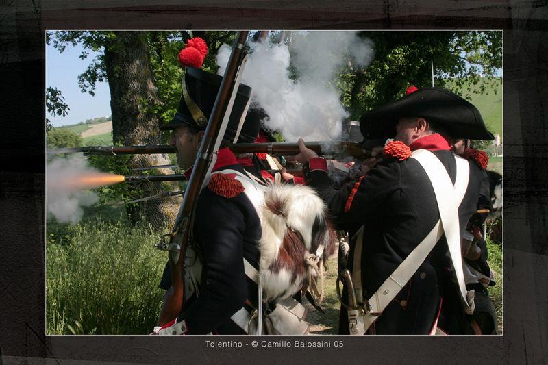 La battaglia di Tolentino del 1815 01