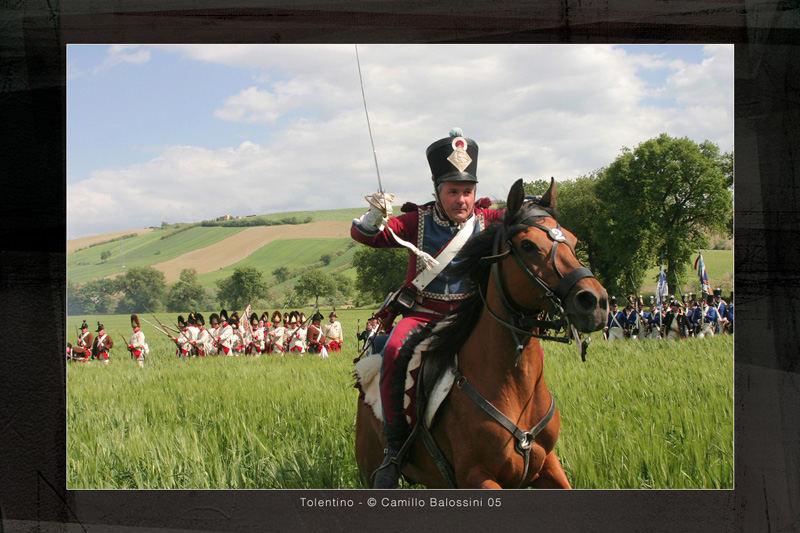 La battaglia di Tolentino del 1815