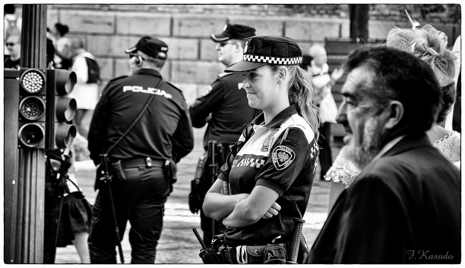 La Bella Polizzia ( A Mauro clarooooo)