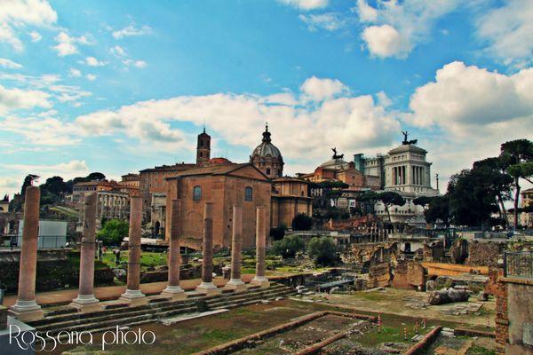 La bellezza del Foro Romano