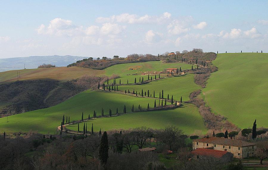 La bellezza di Toscana