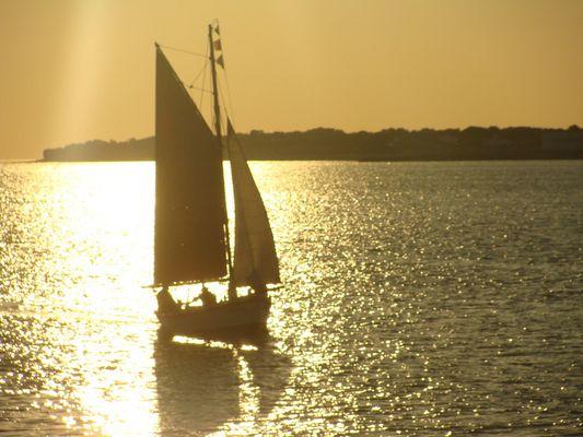 la berceuse du soleil à la mer