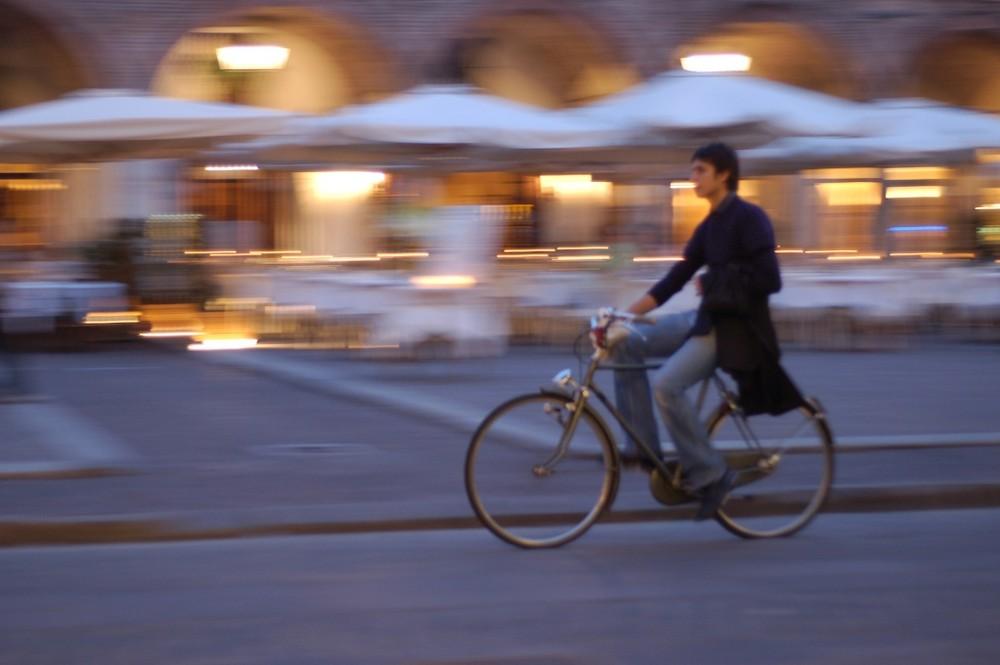 la biccicletta II - bessere Farben !