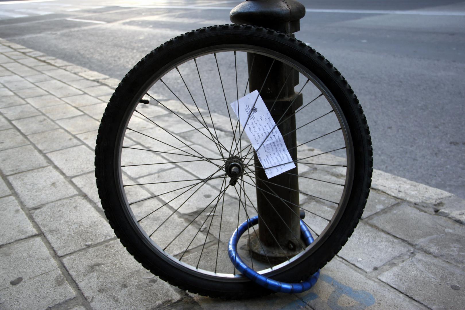 La bici??