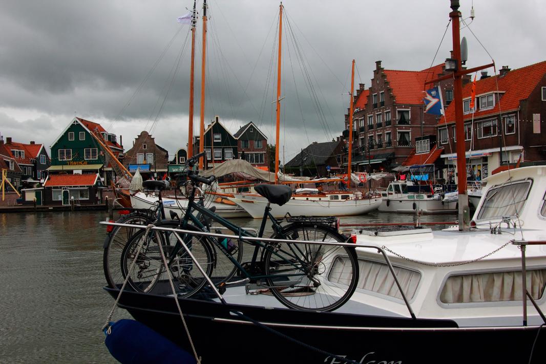 La bici y el mar