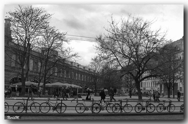 La bicicleta en Berlin