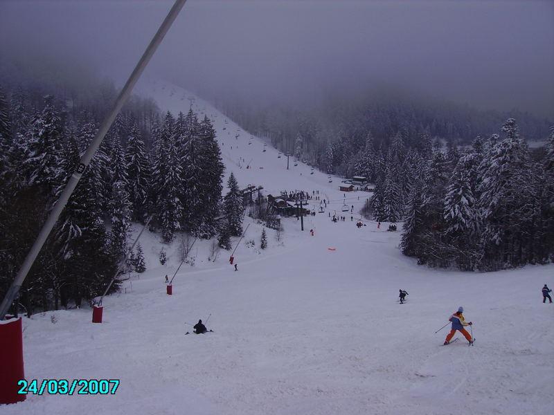 La Bresse dans les Vosges