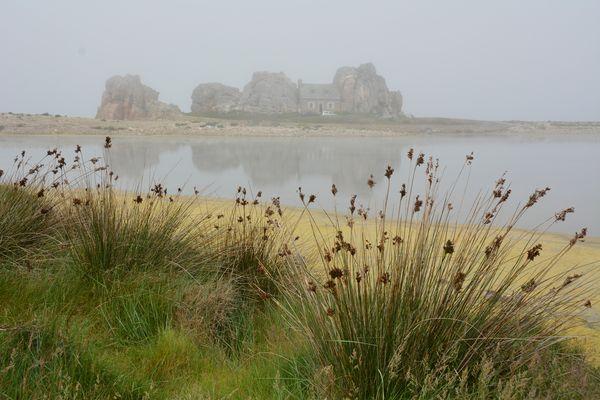La Bretagne et sa brume