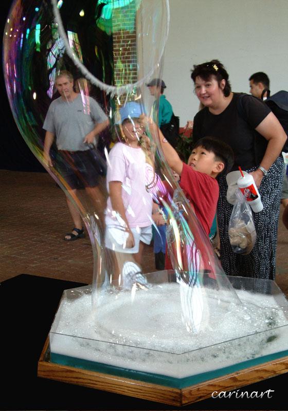 La bulle (financière) prête à exploser