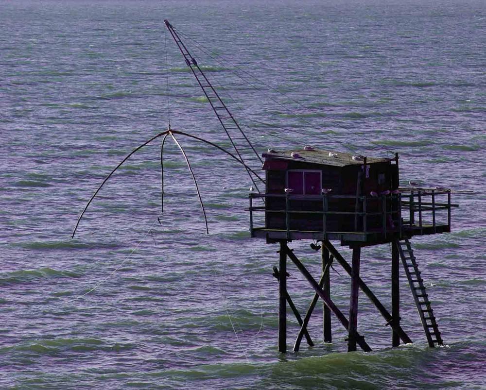La cabane de pêche