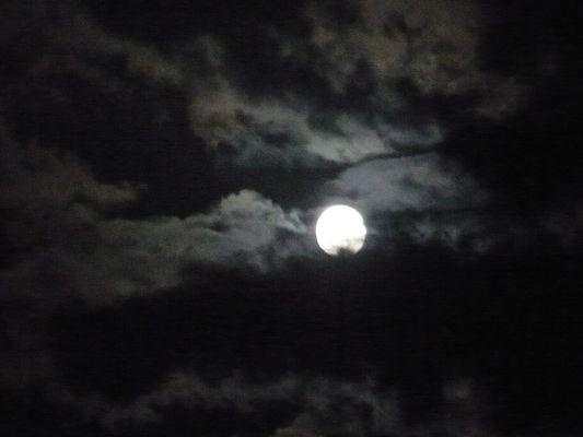 la cachette de la lune