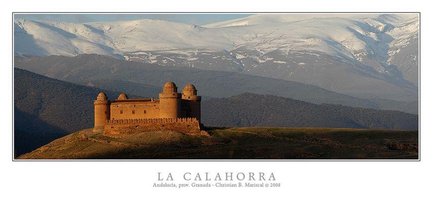 La Calahorra (Andalusien)
