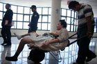 La calamidad de los juzgados, El Salvador.