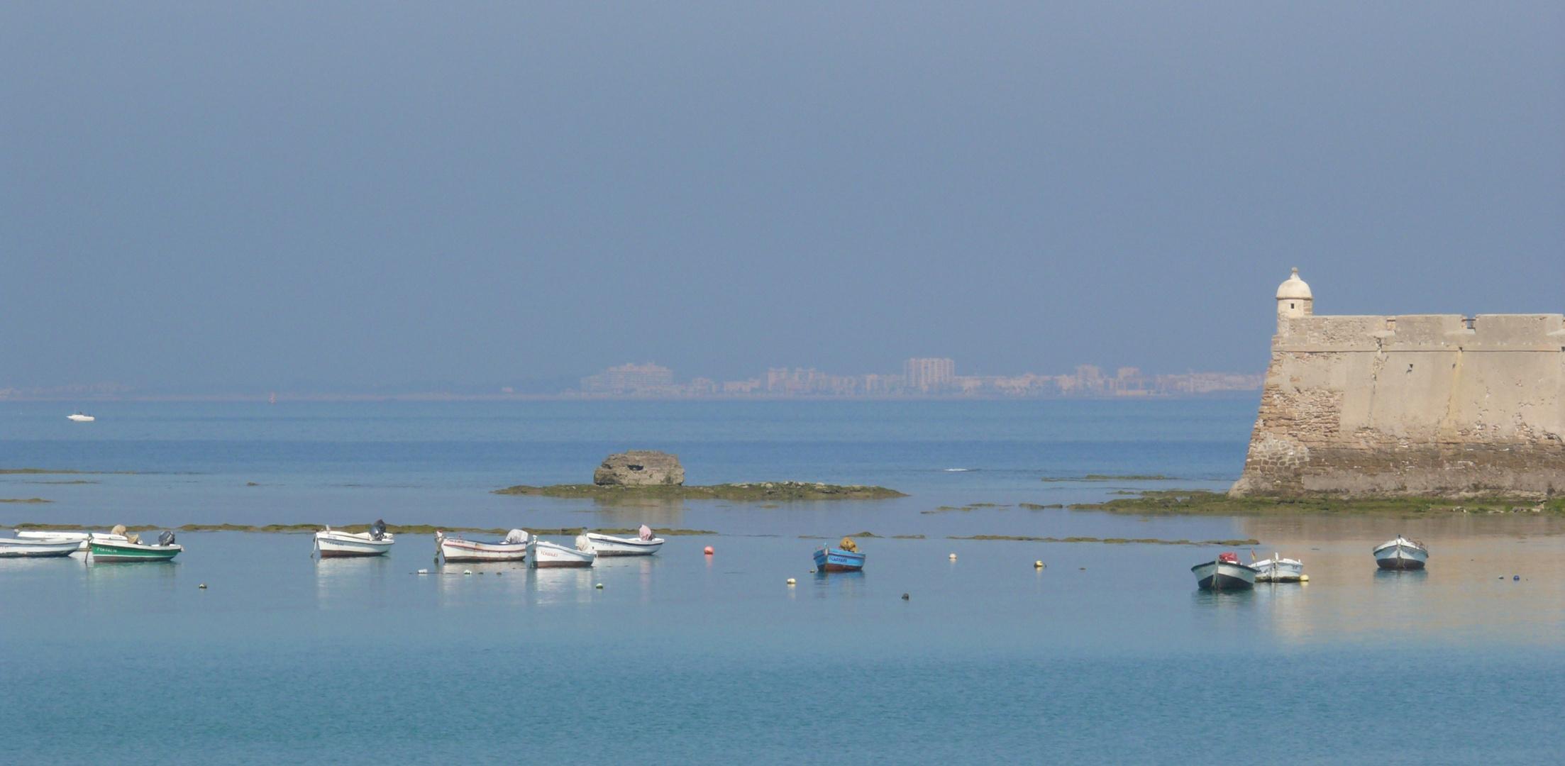 La Caleta de Cádiz