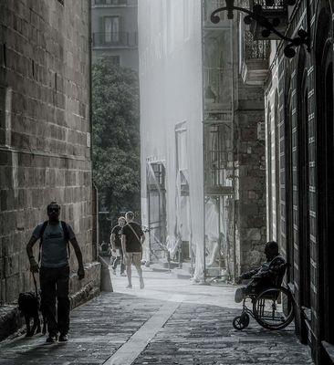 'La calle...'