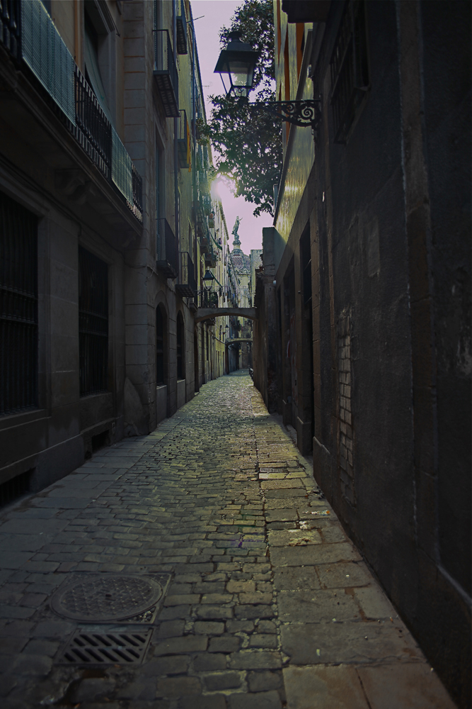 La calle Carabassa.