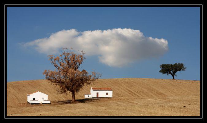 La campagne portugaise.