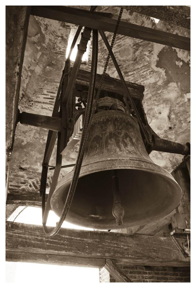 La campana dell'orologio ingauno