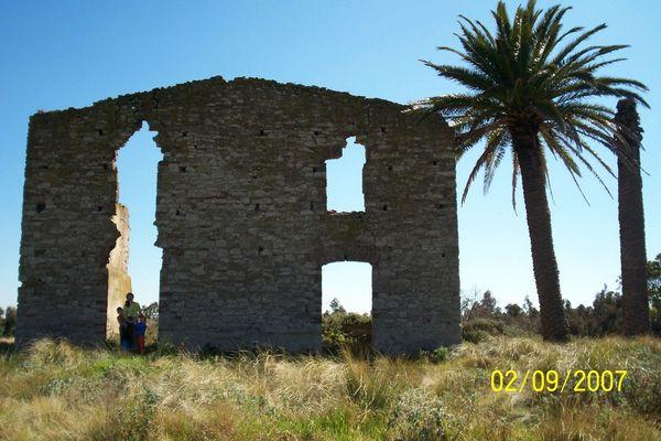 la casa de piedra