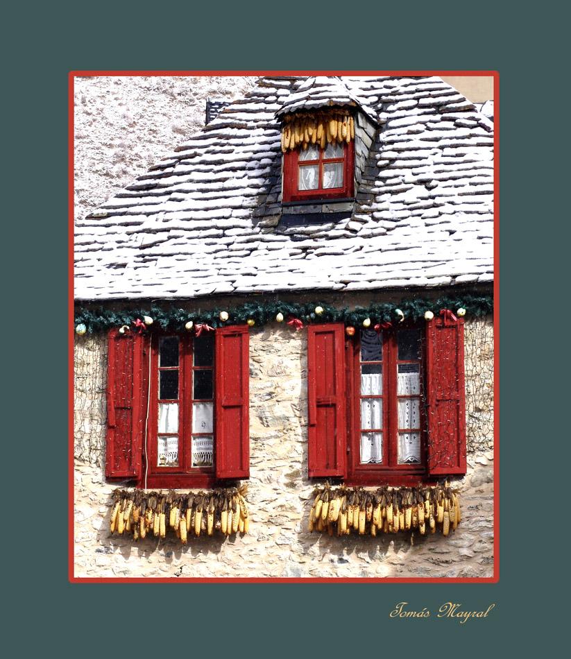 La Casa del Maiz-Para CORSO