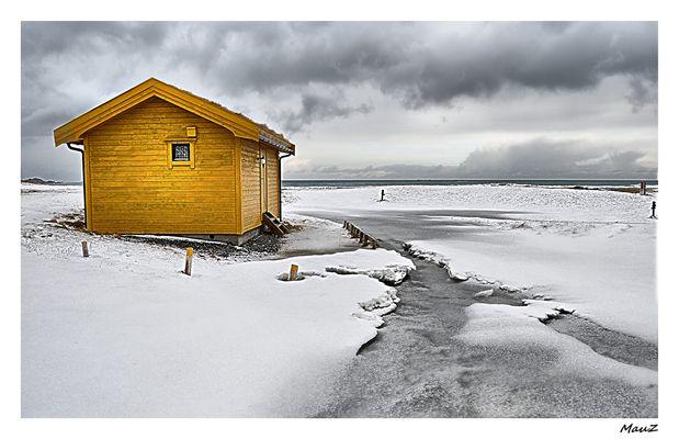 ... La casa gialla...