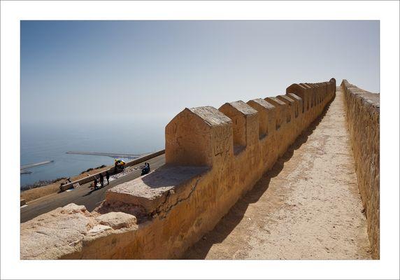 la casbah d'Agadir