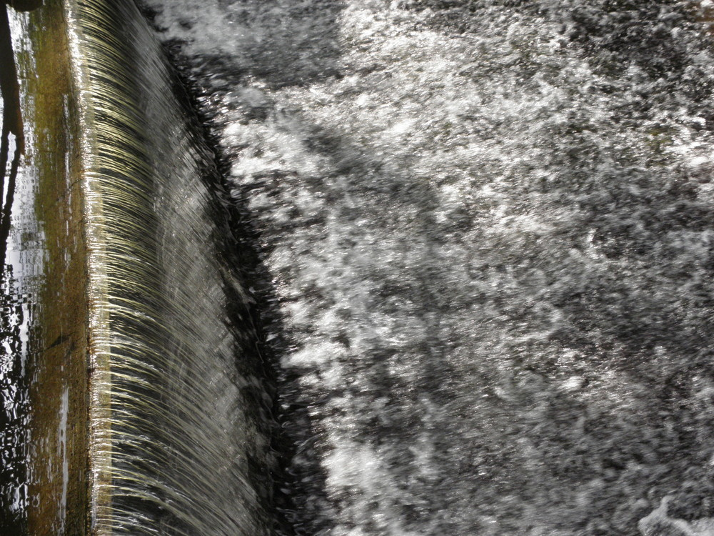 la cascade aux doux bruits