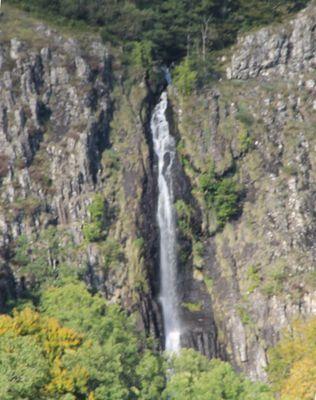 La cascade de Failltoux.