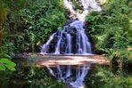 La Cascade de Faymont dans les Vosges